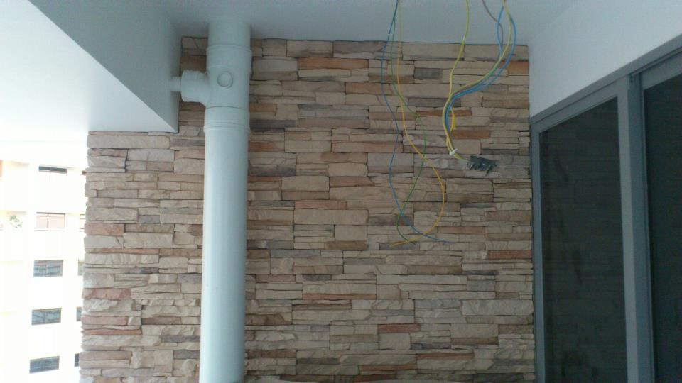 Tiles For Balcony Walls