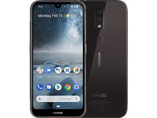 Cara Hard Reset Nokia 4.2