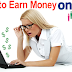 Kiếm tiền online nhờ bán hàng trên mạng