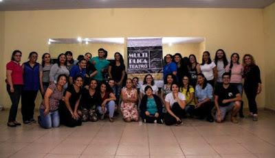 Professores de Registro-SP participam de oficina de teatro com recursos pedagógicos para sala de aula