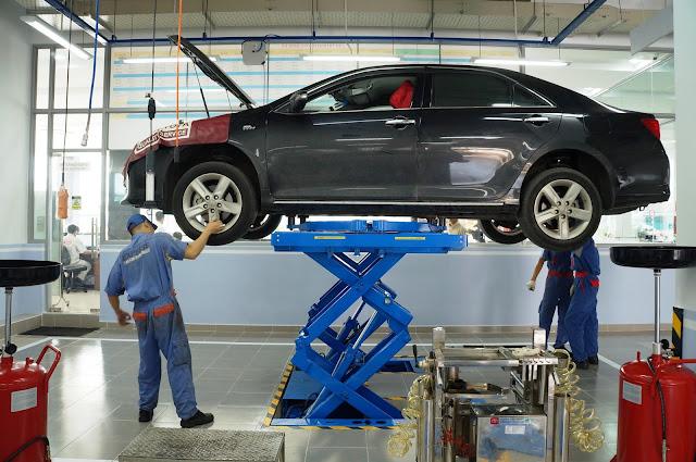 Cty Toyota Hung Vuong TPHCM - Website kinh doanh chinh thuc anh 4