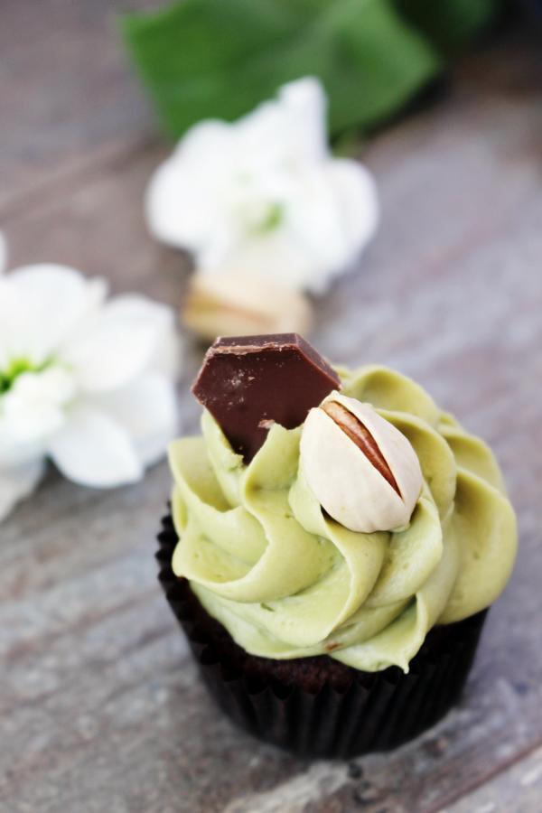 Schokoladen Pistazien Minicupcakes_4