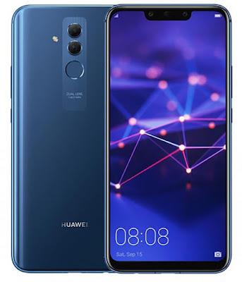 هواوي تطلق هاتفها Huawei Mate 20 Lite بكاميرا أمامية و خلفية مزدوجين