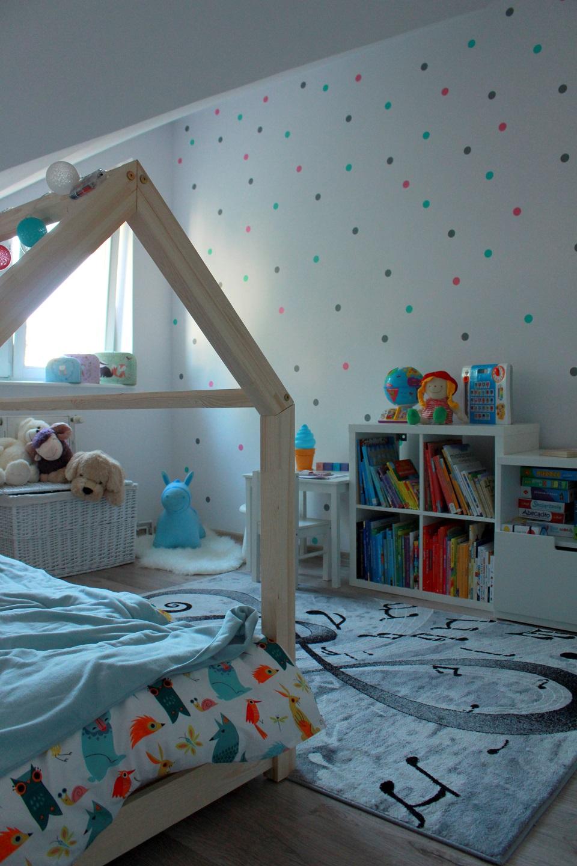 Pokój dla dwulatki
