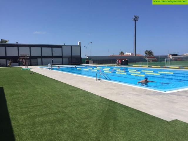 """El Ayuntamiento de Los Llanos de Aridane abre las inscripciones para los cursillos de natación """"Querer Nadar 2020"""""""