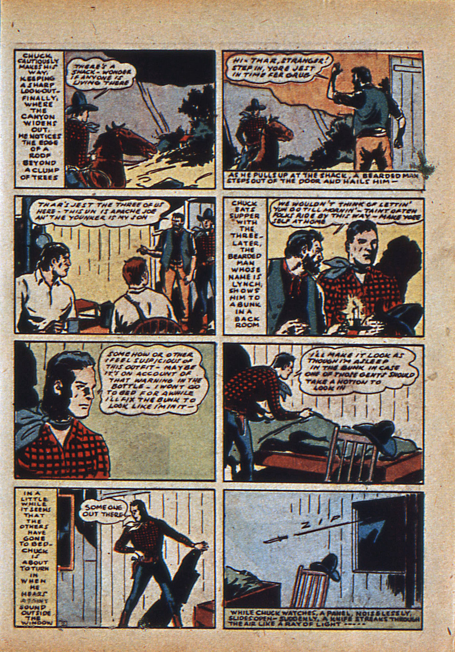 Read online Action Comics (1938) comic -  Issue #21 - 26