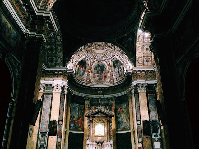 Chiesa Santa Maria ai Monti