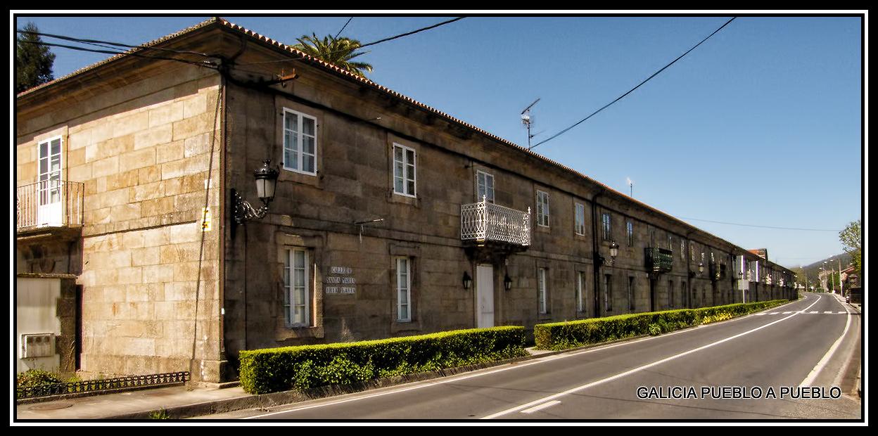 Galicia pueblo a pueblo fundaci n p blica gallega camilo jos cela padr n - Casa camilo santiago ...