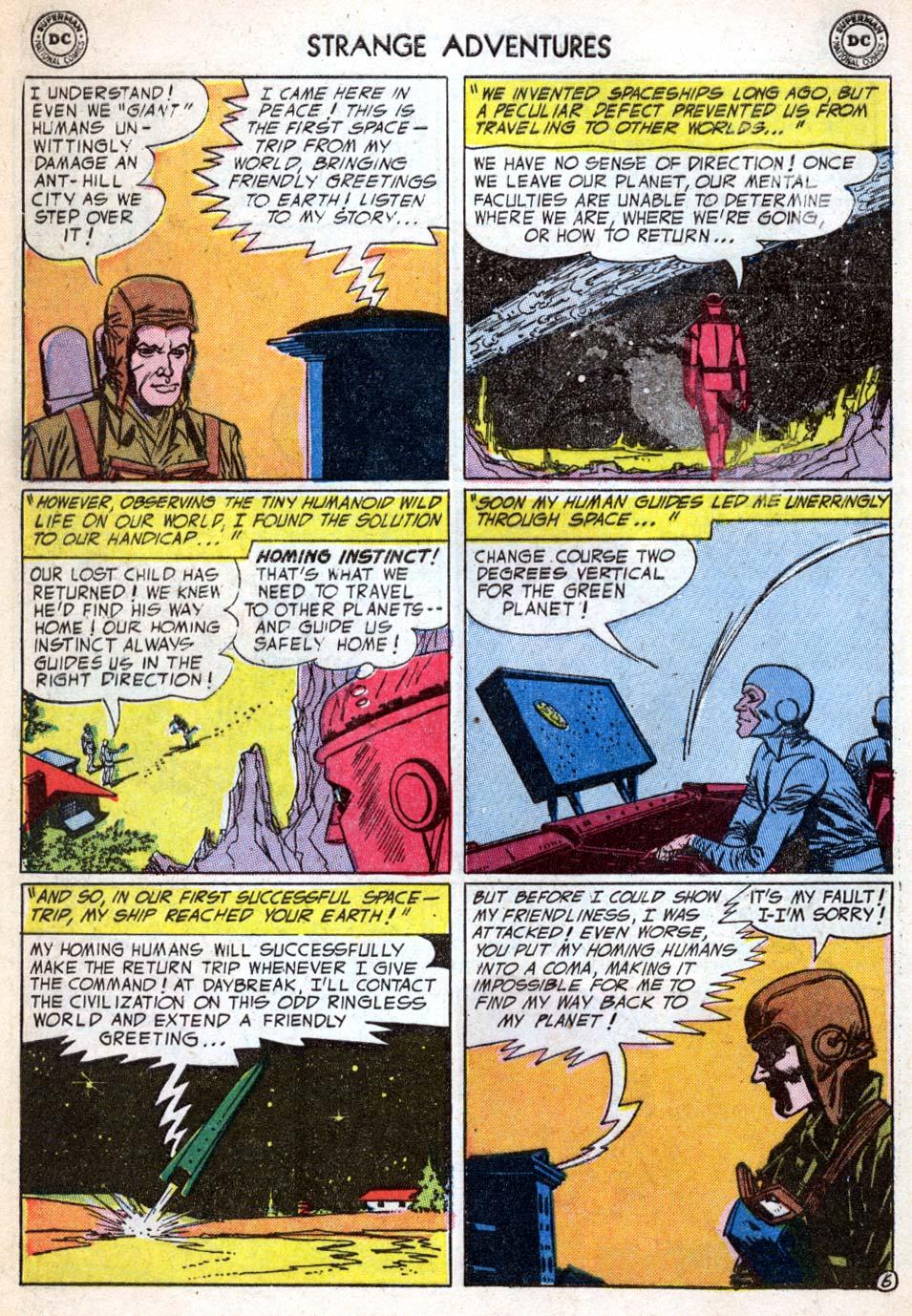 Strange Adventures (1950) issue 50 - Page 8