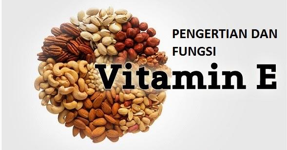 Pengertian, Fungsi dan Sumber Vitamin E Serta Risiko Kekurangannya