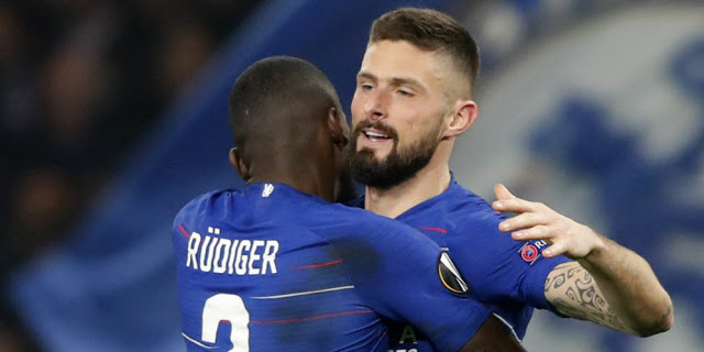 Chelsea Sukses Tumbangkan Malmo 3-0