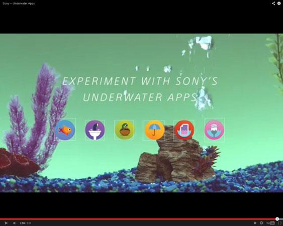 Ini 6 Aplikasi Sony yang Bisa Dipakai Dalam Air