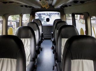 Transline Shuttle Bandara Halim ke Bandung
