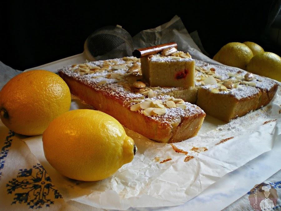 Gallina en leche {Pastel de Porcuna}