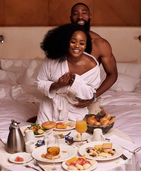 Cee-C shares romantic photos as she sparks dating rumors