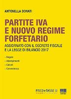 Partite Iva e nuovo regime forfetario: Aggiornato con il Decreto Fiscale e la Legge di Bilancio 2017