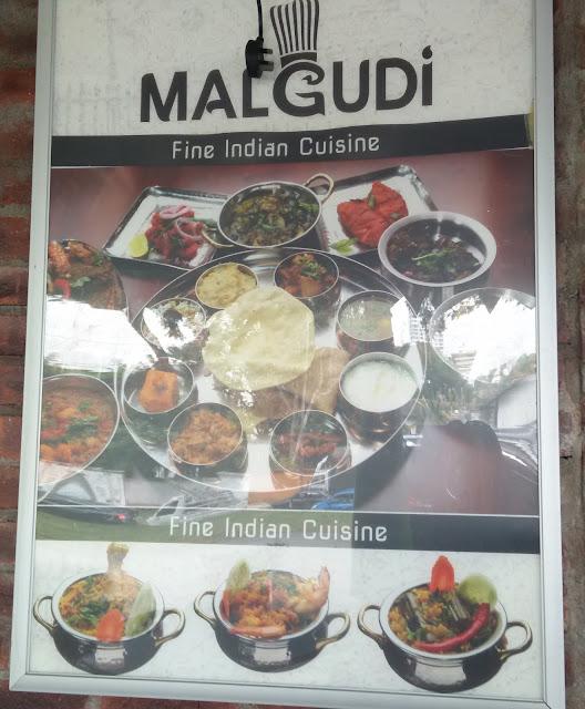 Istimewanya Nasi Lemak Briyani di Malgudi Indian Cuisine