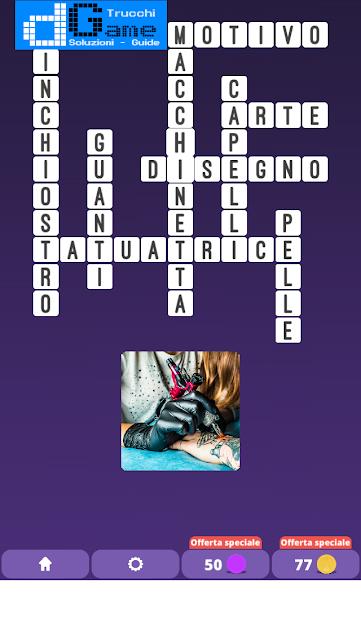 Soluzioni One Clue Crossword livello 16 schemi 6 (Cruciverba illustrato)  | Parole e foto