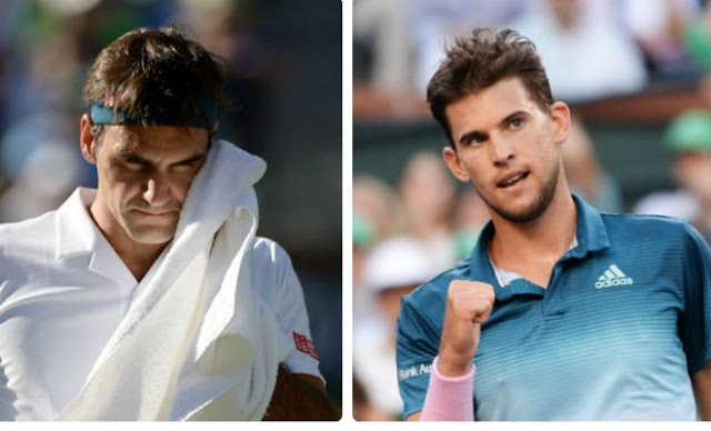 THiem đánh bại Federer để lên ngôi Indian Wells một cách xứng đáng