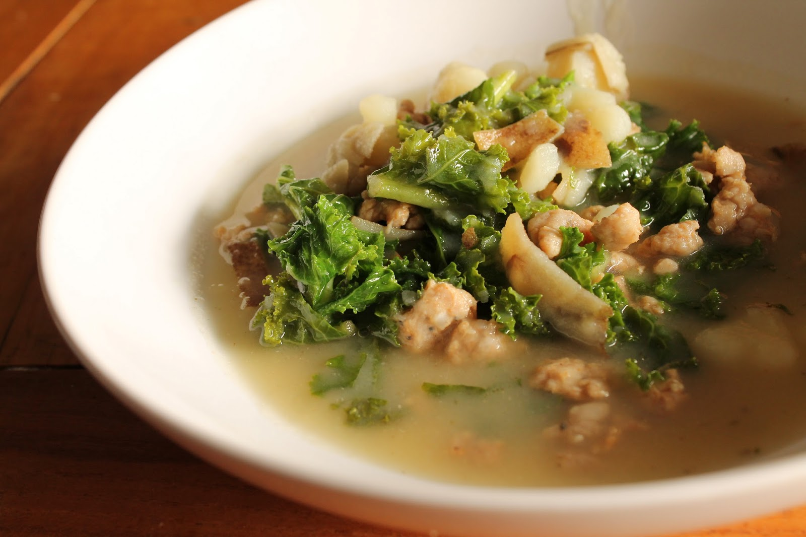 soup, recipe, caldo verde, kale recipes, sausage recipes, dinner idea, easy fall dinner ideas, potato recipes