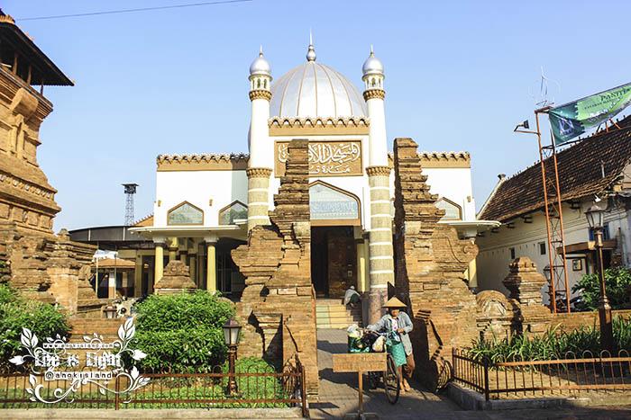 wisata masjid menara kudus