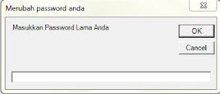 Cara Mengubah Password Aplikasi SIBOS PINTAR