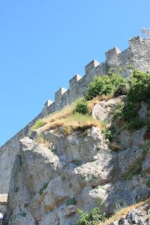 Fortress Angelokastro. Corfu. Greece. Крепость Ангелокастро. Корфу. Греция.