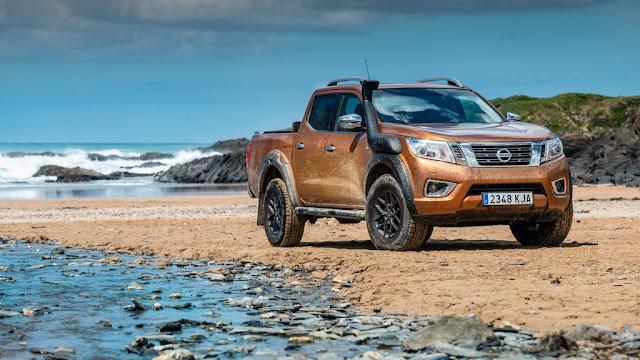 Más resistente que nunca: Nissan lanza Frontier OFF-ROADER AT32