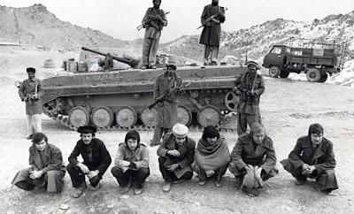 Perang Soviet di Afghanistan (1979-1989)