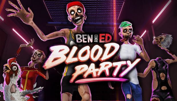 Ben and Ed Blood Party Horror Game Free Download