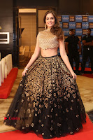 Actress Model Sarah Hopkins Latest Pos in Lehenga Choli at SIIMA Short Film Awards 2017 .COM 0181.JPG
