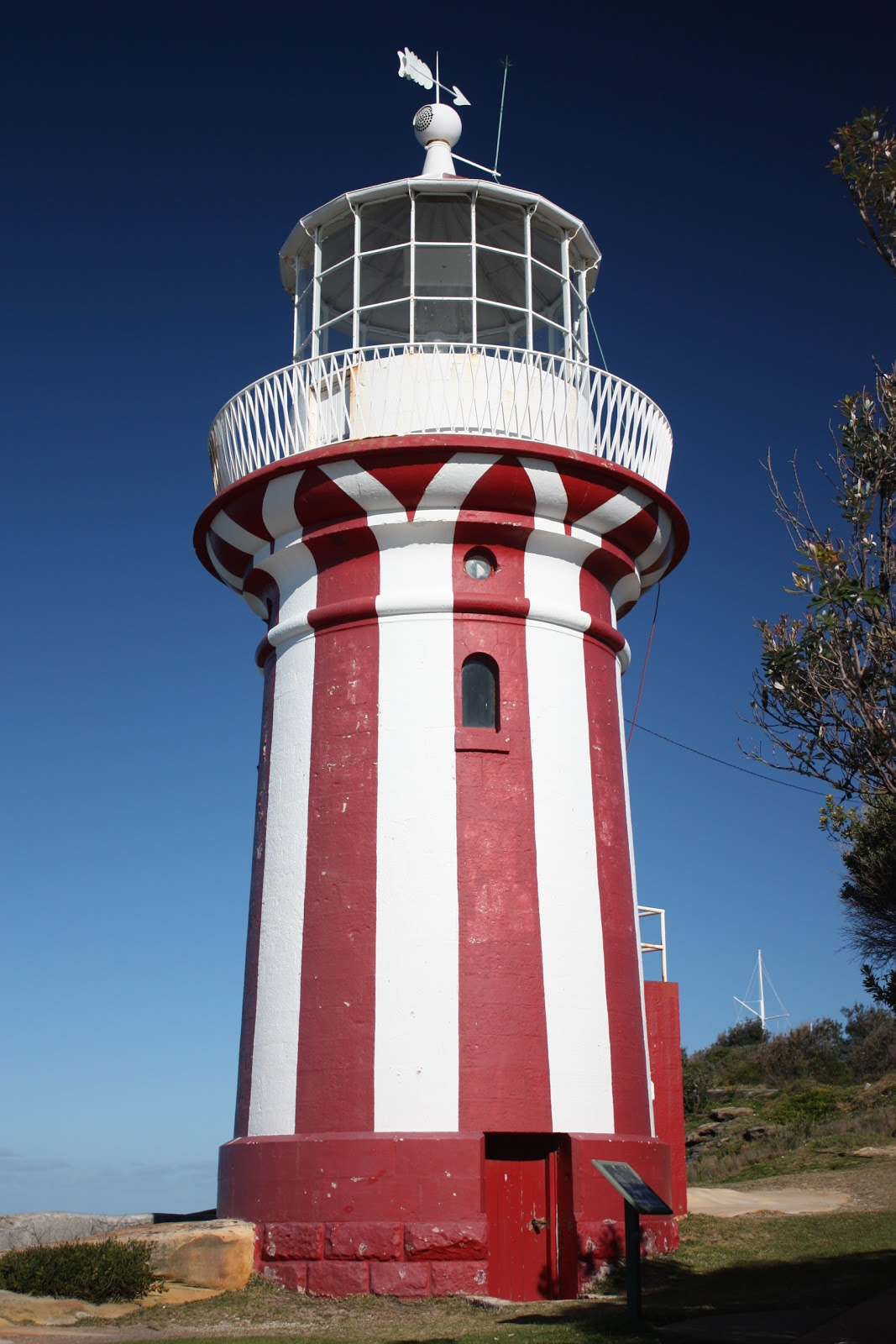 how to get to hornby lighthouse