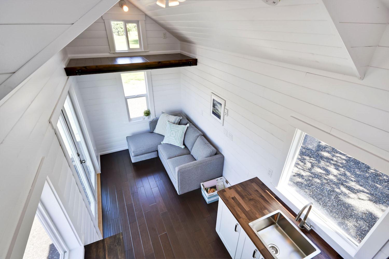 TINY HOUSE TOWN: Just Wahls Tiny House From Mint Tiny House Company