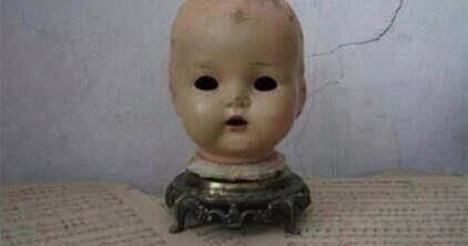 Creative Minority Report: CMR Craft Idea: Turn Baby Doll Heads Into Night  Lights.