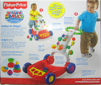 Fisher-Price Walker-to-Wagon: Brilliant Basics Product Series