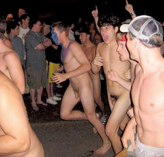 Male stripper party cum gay xxx after they