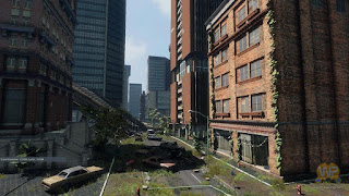 Eine umkämpfte Stadt verlassen