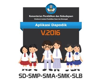 3 Persiapan Operator Sekolah Terkait Pengoperasian Aplikasi Dapodik Versi Terbaru 2016/2017