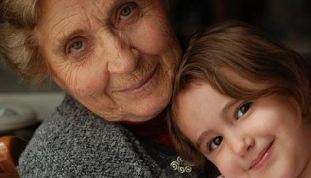 Δεκάλογος Της Καλής Γιαγιάς
