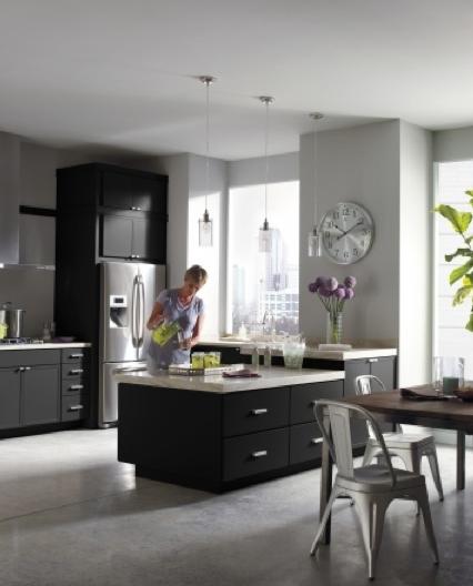 Martha Stewart Living Kitchen Cabinets: Little Love Blue: Martha Stewart Kitchens