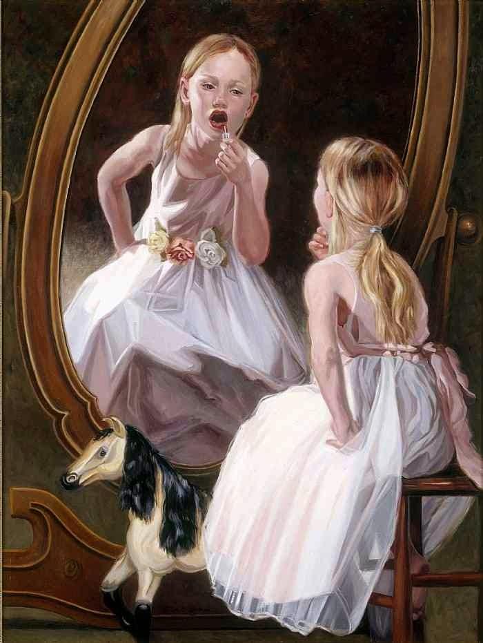 Классический реализм. Ellen Brown