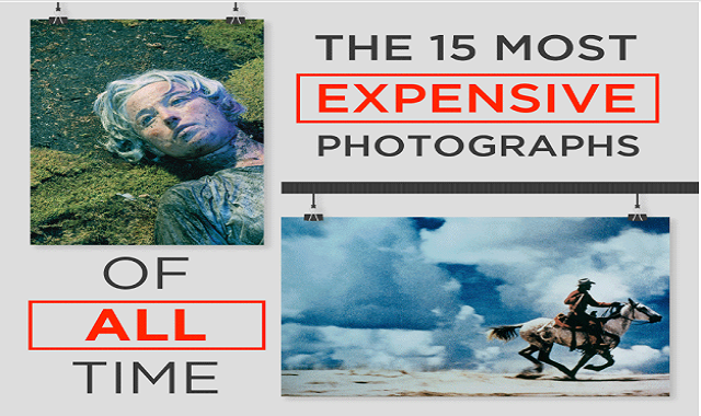 15 Most Expensive Photos of All Time