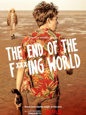 Poster Of The End of the F***ing World 2017 Watch Online Free Download