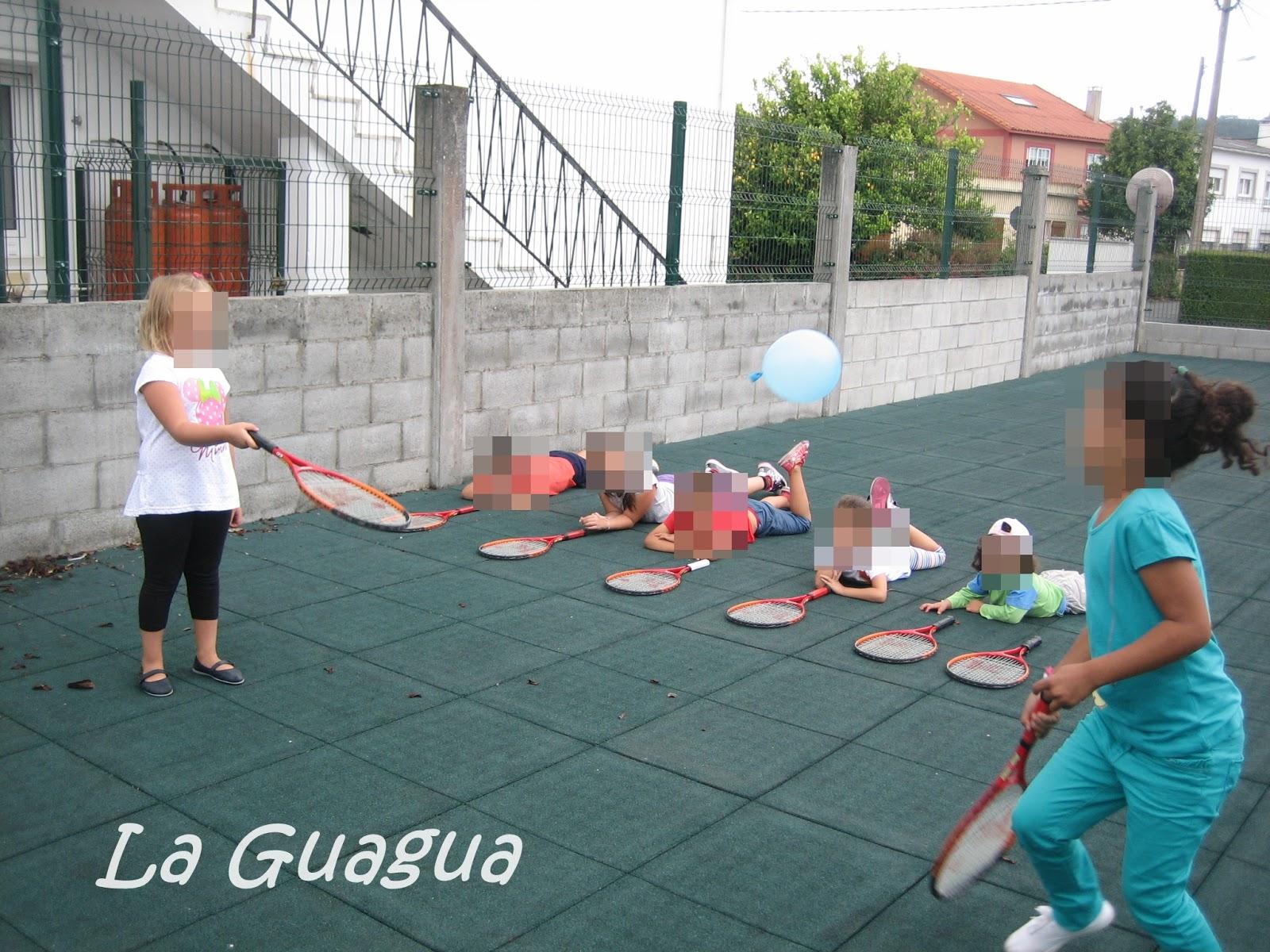 La Guagua Espacio Infantil De Juego Campamento De Mugardos