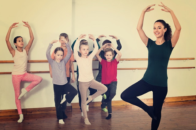 Kids Dance Classes