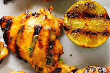 Mango Lime Grilled Chicken
