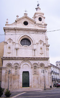 The Cathedral of Santa Maria Icona Vetere in Foggia