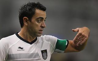 Xavi Ingin Ikuti Jejak Guardiola dan Enrique