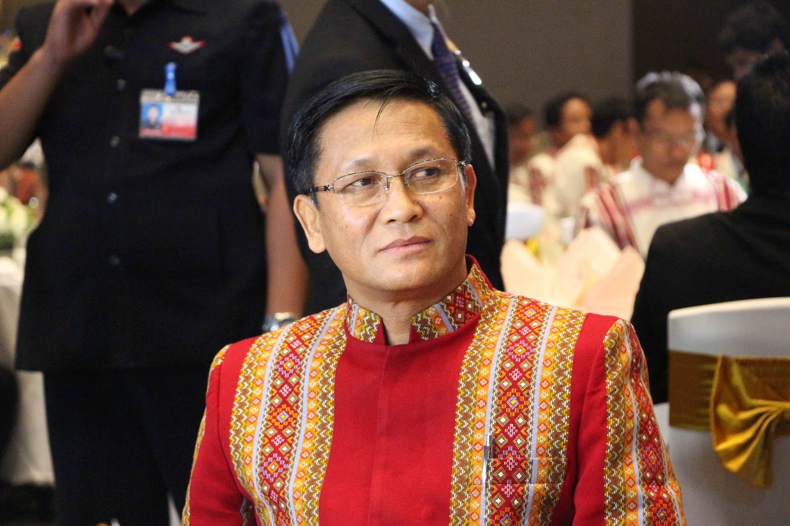 Image result for Chin NLD upa