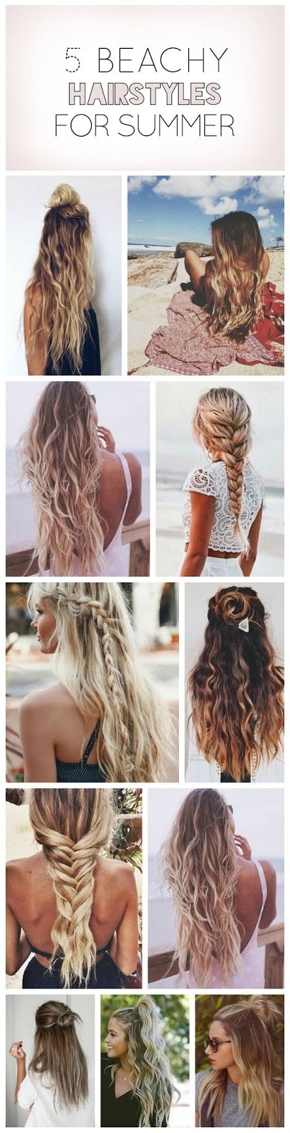 Amazing Hairstyles for Party and Holidays #beautiful #hair #tryit